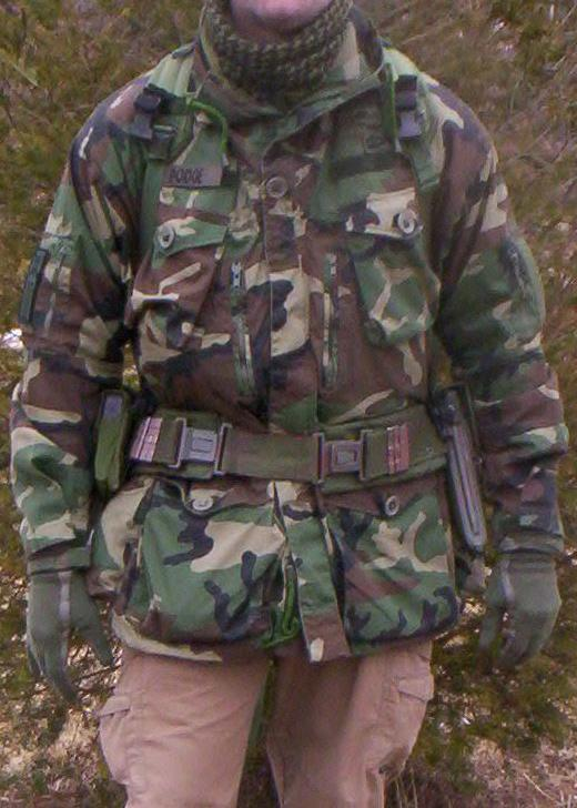 More Thoughts On The Combat Survival Smock Mason Dixon