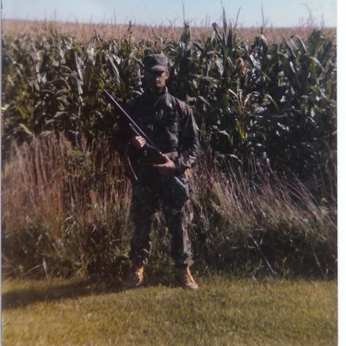 August '86 Wolverine