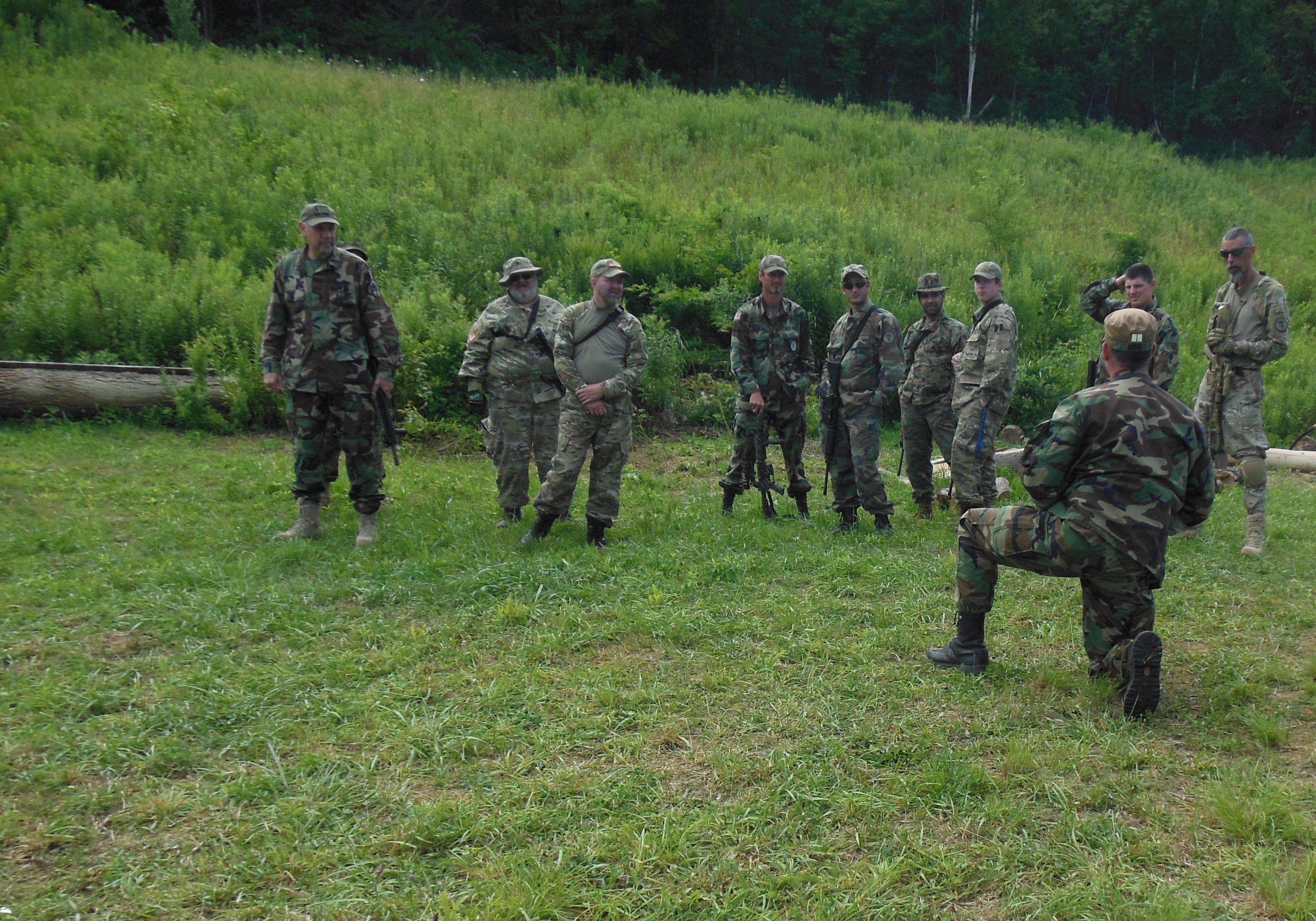 Dscn Group Survival Scenario Exercise