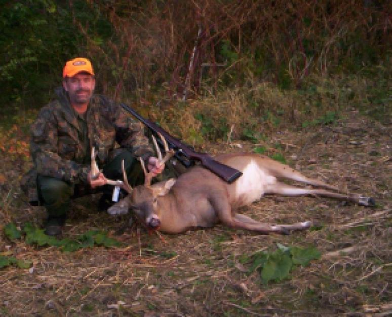 Early Muzzleloader Oct 22 2015