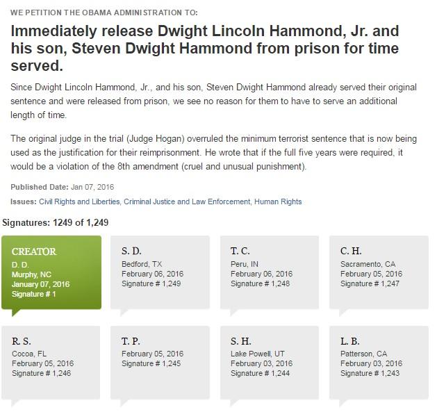 Hammond Petition2