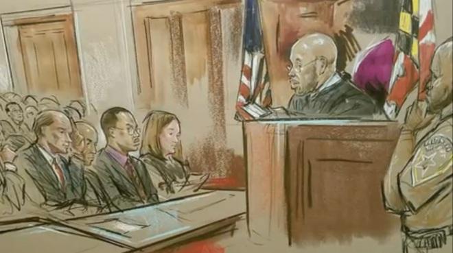 Freddy Gray Trial post4