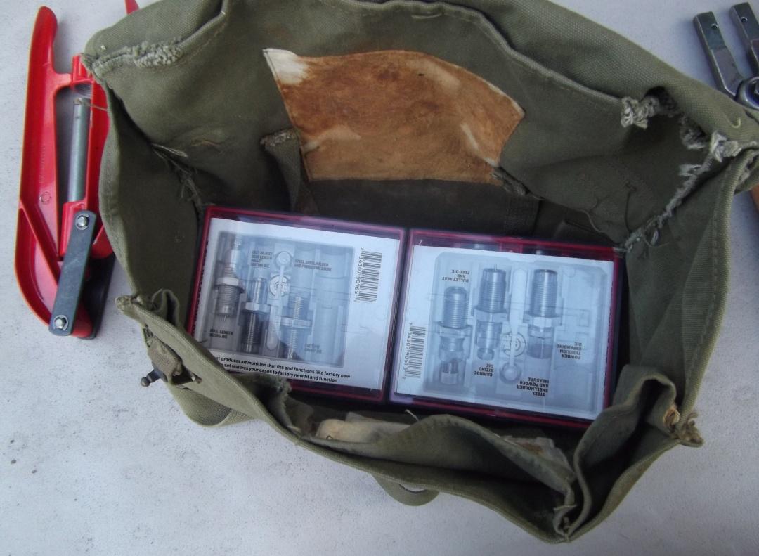 Portable Reloading Kit13