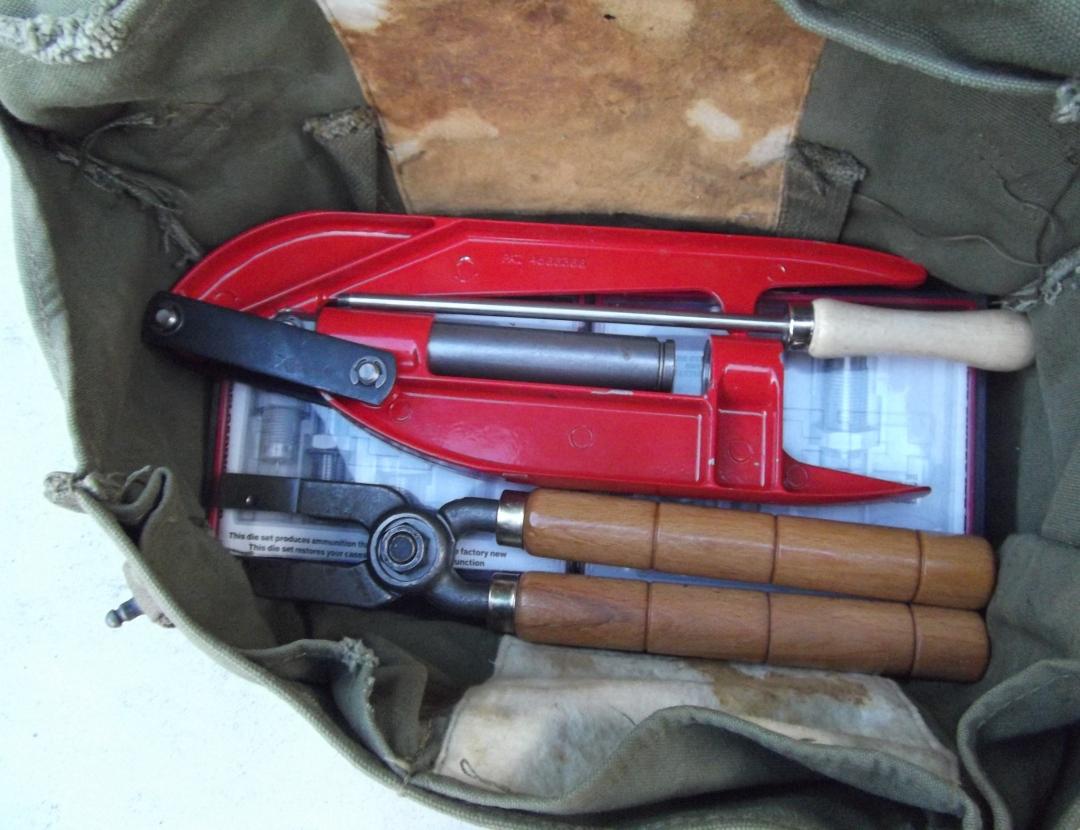 Portable Reloading Kit14