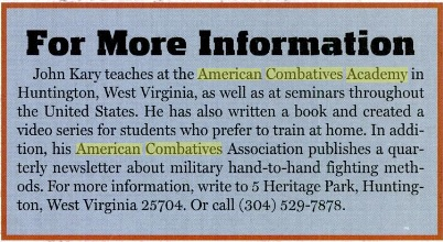 Kerodin's American Combatives Academy1