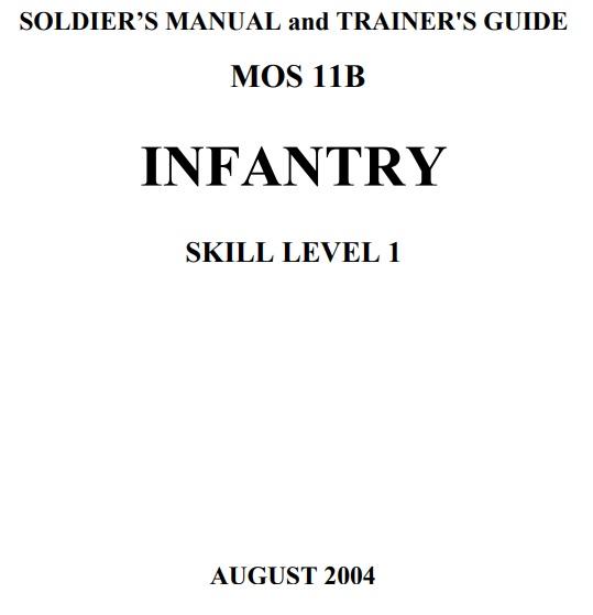 Infantry common tasks0