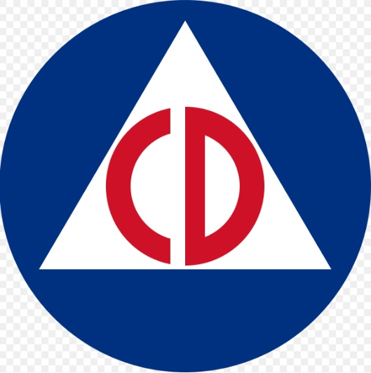 Civil Defense Symbol
