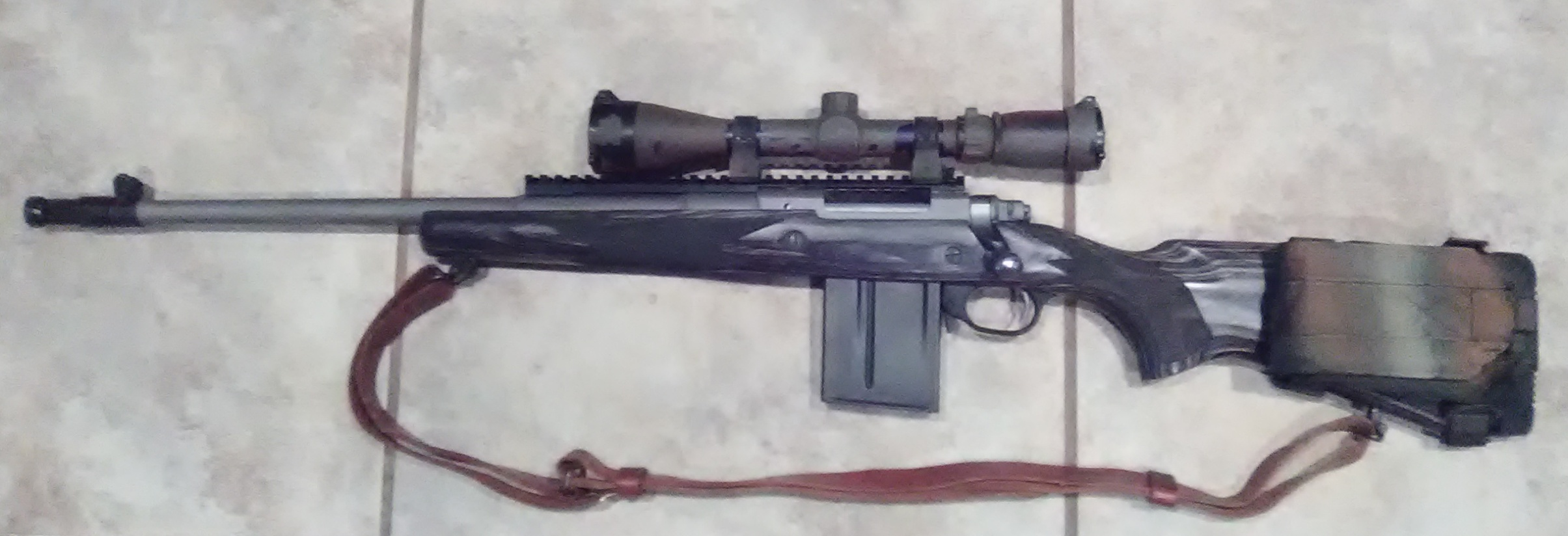 The Jed Eckert rifle 10