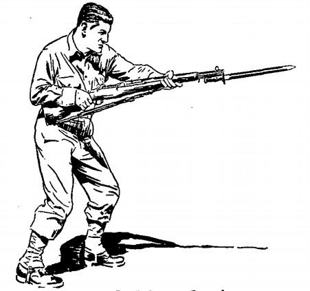 The Riotgun And TheBayonet