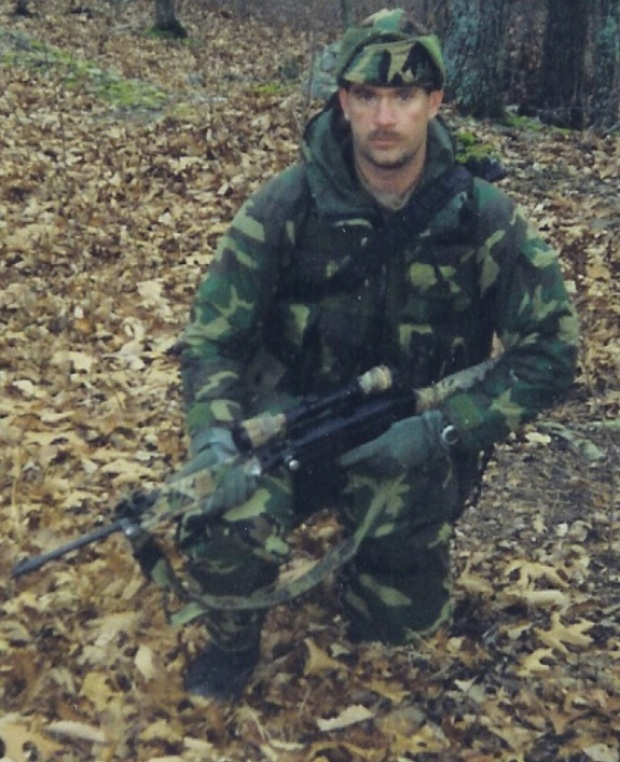 Training pic 1996