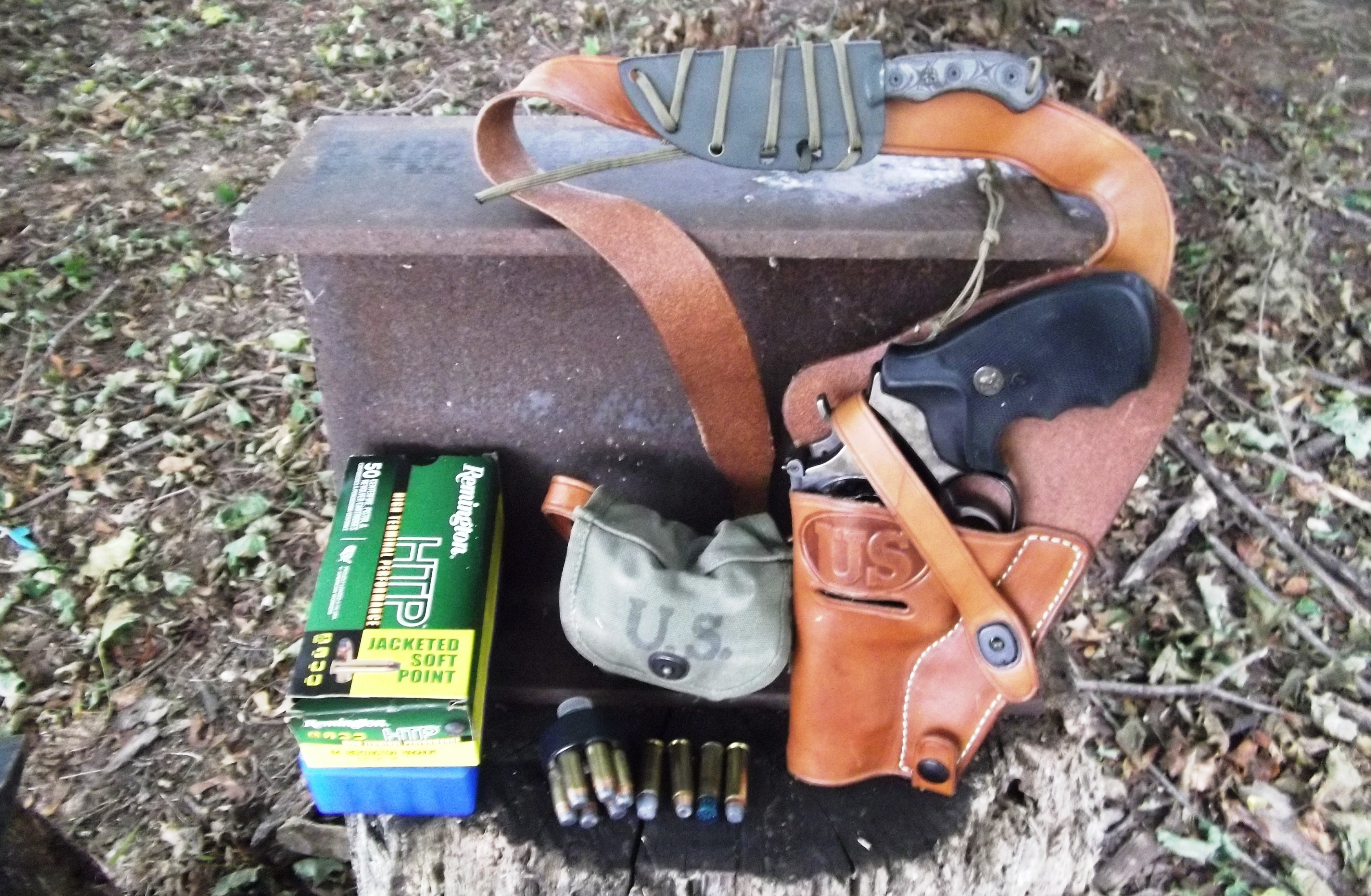 Firearms for Freedom and Forage, Hunting Handguns04