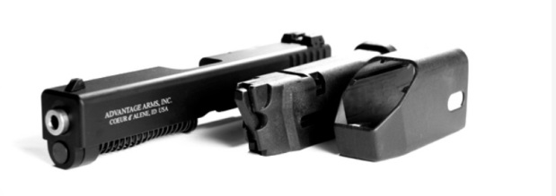 """Adapting To Survive"": Firearms-Part 3, Advantage Arms-Glock .22LR ConversionKits"